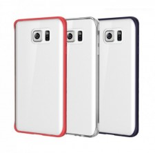 фото TPU+PC чехол Rock Pure Series для Samsung Galaxy Note 5