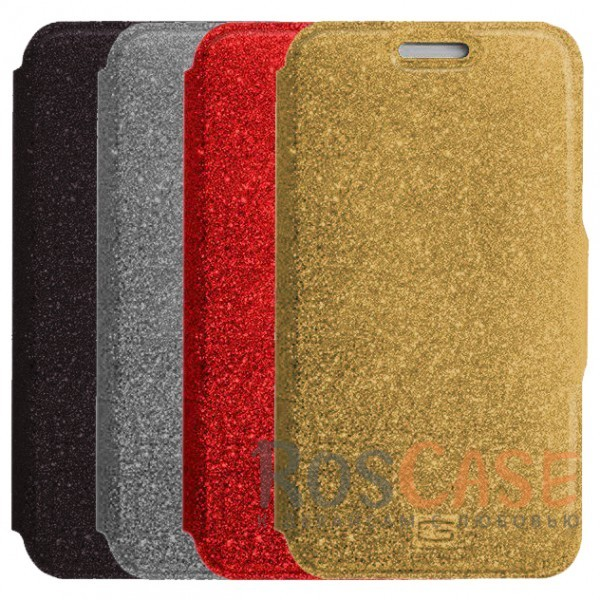 Стильный блестящий защитный чехол-книжка Gresso для смартфона с диагональю 5.5-6.0 дюймовОписание:бренд -&amp;nbsp;Gresso;совместимость -&amp;nbsp;смартфоны с диагональю&amp;nbsp;5.5-6.0 дюймов;материал - искусственная кожа;тип - чехол-книжка;блестящая поверхность;силиконовый шелл-крепление;магнитная застежка;защита со всех сторон;ВНИМАНИЕ: убедитесь, что ваша модель устройства находится в пределах максимального размера чехла. Размеры чехла:&amp;nbsp;15,2х8,2 см.<br><br>Тип: Чехол<br>Бренд: Gresso<br>Материал: Натуральная кожа