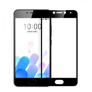 Artis 2.5D | Цветное защитное стекло на весь экран для Meizu M5c на весь экран