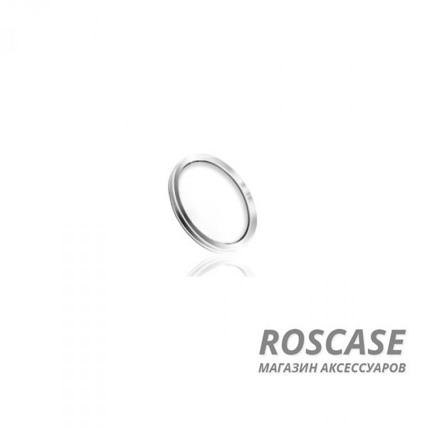 Наклейка на кнопку Rock Touch ID Button для Apple iPhone 5S/SE/6/6S/6+/6S+ (Серебряный / Silver)Описание:производитель  - &amp;nbsp;Rock;разработана для Apple iPhone 5S/SE/6/6S/6+/6S+;материалы  -  чувствительный наноматериал, металлическое кольцо;тип  -  наклейка на кнопку.&amp;nbsp;Особенности:защита кнопки;улучшение удобства использования кнопки после установки стекла;чувствительность кнопки сохраняется;цветная окантовка.<br><br>Тип: Общие аксессуары<br>Бренд: ROCK