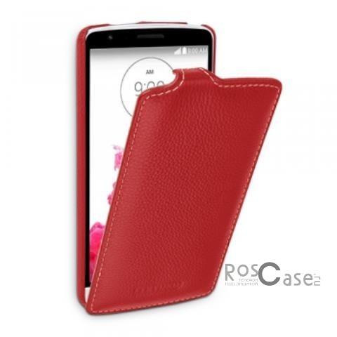 Кожаный чехол (флип) TETDED для LG D690 G3 Stylus Dual  (Красный / Red)Описание:производитель - бренд&amp;nbsp;Tetdedизготовлен для LG D690 G3 Stylus Dual;материал  -  натуральная кожа;тип - флип (вниз).&amp;nbsp;Особенности:элегантный дизайн;не скользит в руках;защищает смартфон со всех сторон;легко устанавливается и снимается.<br><br>Тип: Чехол<br>Бренд: TETDED<br>Материал: Натуральная кожа
