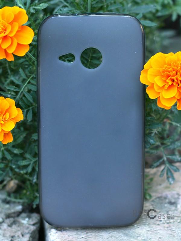 TPU чехол Epik для HTC One mini 2 (Серый (soft touch))Описание:разработчик и производитель Epik;изготовлен из термополиуретана;фактура гладкая;тип конструкции: накладка;совместим с HTC One mini 2.&amp;nbsp;Особенности:широкая палитра цветов;эксклюзивный дизайн;прочный и износостойкий;ультратонкий;надежная фиксация;легкая очистка.&amp;nbsp;<br><br>Тип: Чехол<br>Бренд: Epik<br>Материал: TPU