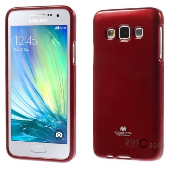 фото TPU чехол Mercury Jelly Color series для Samsung A300H / A300F Galaxy A3