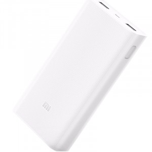 Xiaomi Mi 2С | Портативное зарядное устройство Power Bank 20000mAh QC 3.0 (2 USB, 2.1A+1.5A)