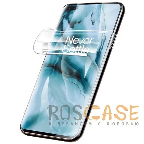 Фото Прозрачная Гидрогелевая защитная пленка Rock для OnePlus Nord