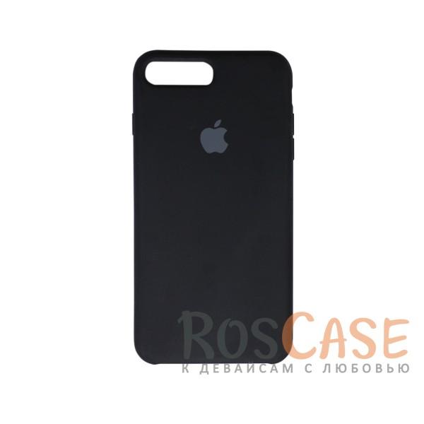 Оригинальный силиконовый чехол для Apple iPhone 7 plus (5.5) (Черный)Описание:материал - силикон;совместим с Apple iPhone 7 plus (5.5);тип чехла - накладка.<br><br>Тип: Чехол<br>Бренд: Epik<br>Материал: Силикон