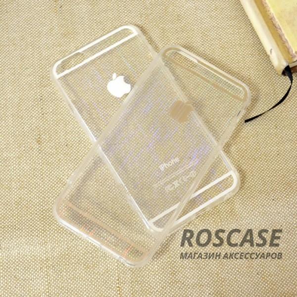 фото ультратонкий TPU+PC чехол magic stripes для Apple iPhone 6/6s (4.7