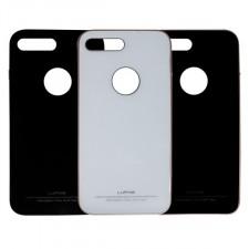 "LUPHIE Metal Frame | Металлический бампер для Apple iPhone 8 Plus (5.5"") с глянцевой панелью"