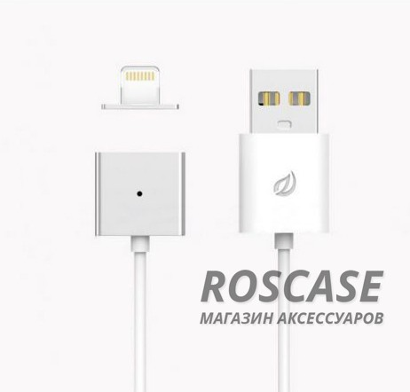 Фото Магнитный кабель WSKEN X-cable Single Metal Series MicroUSB