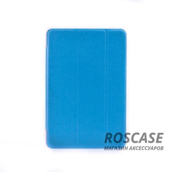 Кожаный чехол-книжка TTX Elegant Series для Apple iPad mini 4 (Голубой)Описание:производство компании TTX;разработан специально для Apple iPad mini 4;материал: искусственная кожа;форма: чехол-книжка.Особенности:гасит силу удара при падениях;эргономичен и износостоек;противостоит загрязнениям и защищает от царапин;внутри отделан мягкой микрофиброй;складывается в подставку с разными углами наклона.<br><br>Тип: Чехол<br>Бренд: TTX<br>Материал: Искусственная кожа