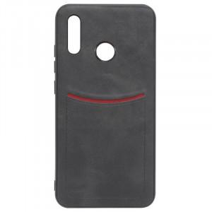 ILEVEL | Чехол с кожаным покрытием и карманом  для Huawei P Smart Z