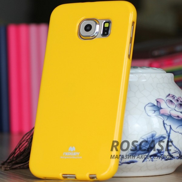 TPU чехол Mercury Jelly Color series для Samsung Galaxy S6 G920F/G920D Duos (Желтый)Описание:&amp;nbsp;&amp;nbsp;&amp;nbsp;&amp;nbsp;&amp;nbsp;&amp;nbsp;&amp;nbsp;&amp;nbsp;&amp;nbsp;&amp;nbsp;&amp;nbsp;&amp;nbsp;&amp;nbsp;&amp;nbsp;&amp;nbsp;&amp;nbsp;&amp;nbsp;&amp;nbsp;&amp;nbsp;&amp;nbsp;&amp;nbsp;&amp;nbsp;&amp;nbsp;&amp;nbsp;&amp;nbsp;&amp;nbsp;&amp;nbsp;&amp;nbsp;&amp;nbsp;&amp;nbsp;&amp;nbsp;&amp;nbsp;&amp;nbsp;&amp;nbsp;&amp;nbsp;&amp;nbsp;&amp;nbsp;&amp;nbsp;&amp;nbsp;&amp;nbsp;&amp;nbsp;бренд:&amp;nbsp;Mercury;совместимость: Samsung Galaxy S6 G920F/G920D Duos;материал: термополиуретан;тип: накладка.Особенности:яркие расцветки;гладкая поверхность;не скользит в руках;надежно фиксируется;Непритязателен в уходе.<br><br>Тип: Чехол<br>Бренд: Mercury<br>Материал: TPU