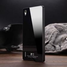 LUPHIE Metal Frame | Металлический бампер для Huawei Ascend P7 с глянцевой панелью