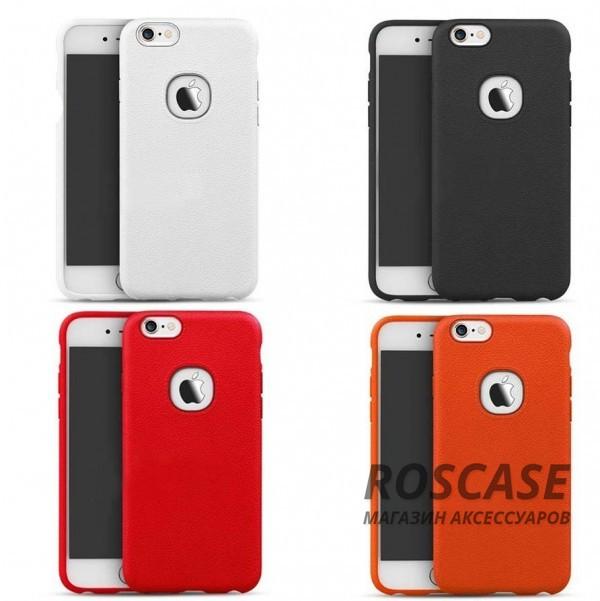 Силиконовая накладка iPaky с имитацией кожи для Apple iPhone 6/6s (4.7)Описание:компания-разработчик: iPaky;совместимость с устройством модели: Apple iPhone 6/6s (4.7);материал изделия: силикон;конфигурация: накладка.Особенности:элегантный дизайн;высокий класс прочности и износоустойчивости;легко и надежно фиксируется на смартфоне;имеет все необходимые функциональные вырезы.<br><br>Тип: Чехол<br>Бренд: Epik<br>Материал: TPU
