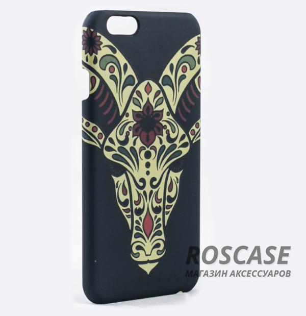 """Изображение Жираф Пластиковая накладка Animal Pattern для Apple iPhone 6/6s (4.7"""")"""