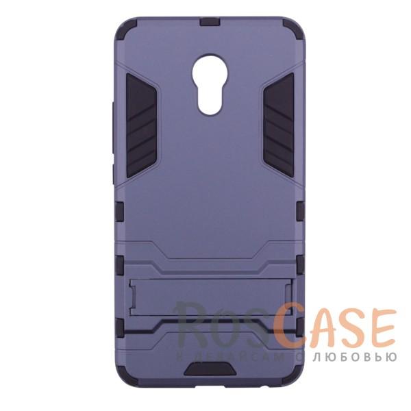 Transformer | Противоударный чехол для Meizu Pro 6 Plus с мощной защитой корпуса (Серый / Metal slate)Описание:чехол разработан для Meizu Pro 6 Plus;материалы - термополиуретан, поликарбонат;тип - накладка;функция подставки;защита от ударов;прочная конструкция;не скользит в руках.<br><br>Тип: Чехол<br>Бренд: Epik<br>Материал: Пластик