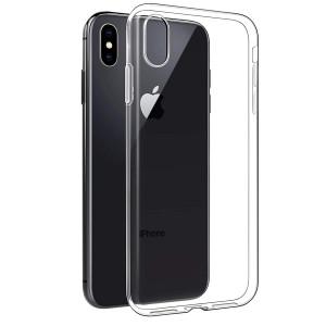 Clear Case | Прозрачный TPU чехол 2мм  для iPhone XS Max