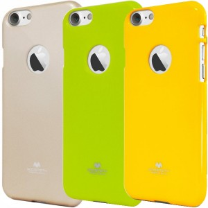 "Mercury Jelly Pearl Color | Яркий силиконовый чехол для для Apple iPhone 7 / 8 (4.7"")"