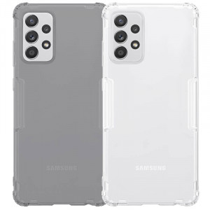 Nillkin Nature   Прозрачный силиконовый чехол для Samsung Galaxy A72