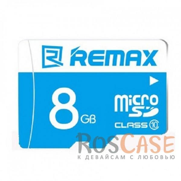 Фото Карта памяти Remax microSDHC 8 GB Card Class 10