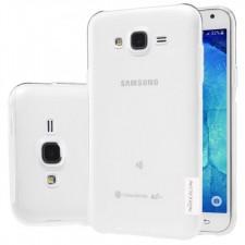 Nillkin Nature | Силиконовый чехол для Samsung J700H Galaxy J7