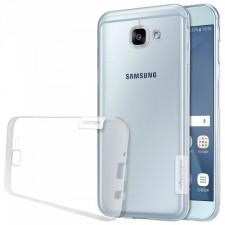 Nillkin Nature | Силиконовый чехол  для Samsung Galaxy A8 2016 (A810F)