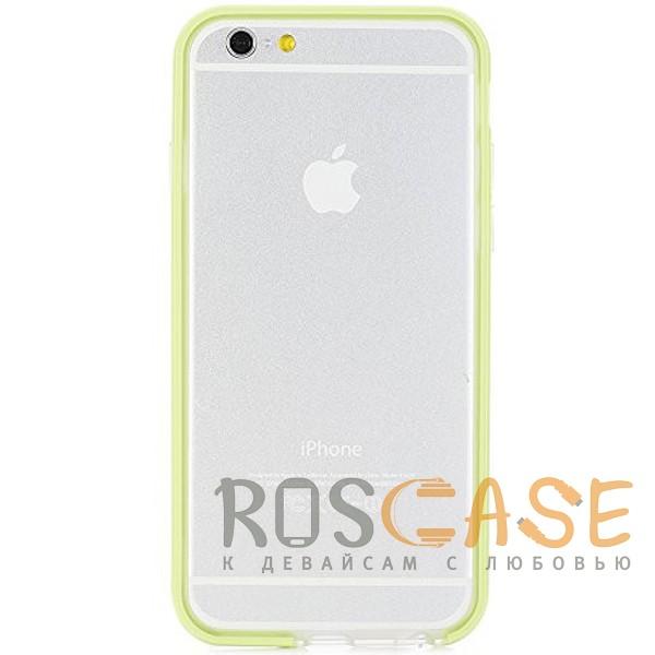 фото бампер ROCK Duplex Slim Guard для Apple iPhone 6/6s (4.7