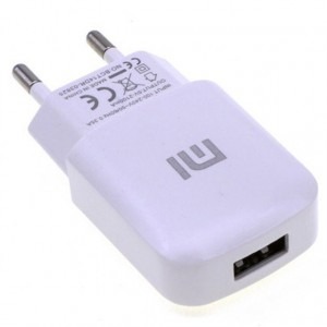 Xiaomi YJ-06 | Сетевое зарядное устройство + кабель MicroUSB (100 см) для Xiaomi Redmi Note 5