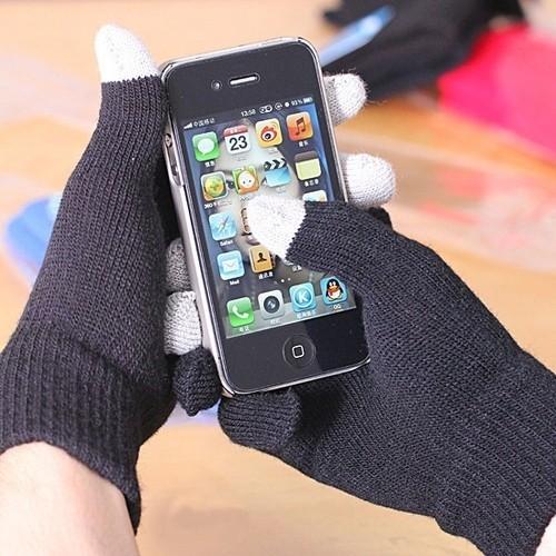 Емкостные перчатки (Черный)Описание:бренд -&amp;nbsp;Epik;предназначены для работы с сенсорным экраном;материал - синтетическая шерсть;тип - емкостные перчатки.Особенности:возможность управлять гаджетом в перчатках;утепленные перчатки;вставки из серебряной нити, которая пропускает тепло;универсальный размер;свойства не теряются даже если они намокнут.<br><br>Тип: Общие аксессуары<br>Бренд: Epik