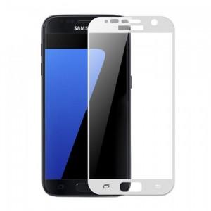 Ультратонкое цветное стекло с закругленными краями  для Samsung Galaxy S7 (G930F)