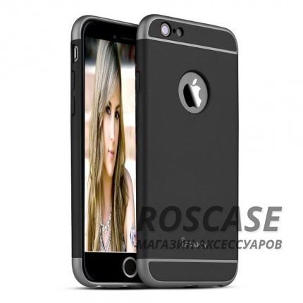 Чехол iPaky Joint Series для Apple iPhone 6/6s (4.7) (Черный)Описание:производитель: iPaky;совместимость: смартфон Apple iPhone 6/6s (4.7);материал: пластик;форм-фактор: накладка.Особенности:узнаваемый и стильный дизайн;надежная система фиксации;прочный и износостойкий;не деформируется;не скользит в руках и на поверхности.<br><br>Тип: Чехол<br>Бренд: Epik<br>Материал: Пластик