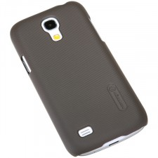 фото Матовый чехол Nillkin Super Frosted Shield для Samsung i9192/i9190/i9195 Galaxy S4 mini (+ пленка)