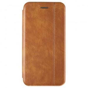 Open Color 2   Кожаный чехол-книжка  для Huawei Y8P