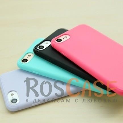 Гибкий матовый силиконовый чехол Rock Jello с олеофобным покрытием для Apple iPhone 7 / 8 (4.7)Описание:произведен фирмой Rock;совместим с Apple iPhone 7 / 8 (4.7);материал  -  термополиуретан;тип  -  накладка.&amp;nbsp;Особенности:имеются все функциональные вырезы;матовая поверхность;не скользит;амортизирует удары;на ней не видны следы от пальцев;защищает от царапин.<br><br>Тип: Чехол<br>Бренд: ROCK<br>Материал: TPU
