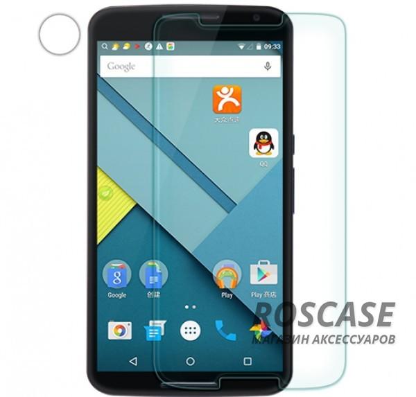 Защитное стекло Nillkin Anti-Explosion Glass Screen (H+) (закругл. края) для Motorola Nexus 6Описание:бренд-производитель:&amp;nbsp;Nillkin;совместимость: Motorola Nexus 6;материал: закаленное стекло;тип: стекло с закругленными краями.&amp;nbsp;Особенности:имеются все функциональные вырезы;в комплекте защита на камеру;антибликовое покрытие;твердость 9H;не влияет на чувствительность сенсора;легко очищается;толщина - &amp;nbsp;0,3 мм;анти-отпечатки.<br><br>Тип: Защитное стекло<br>Бренд: Nillkin