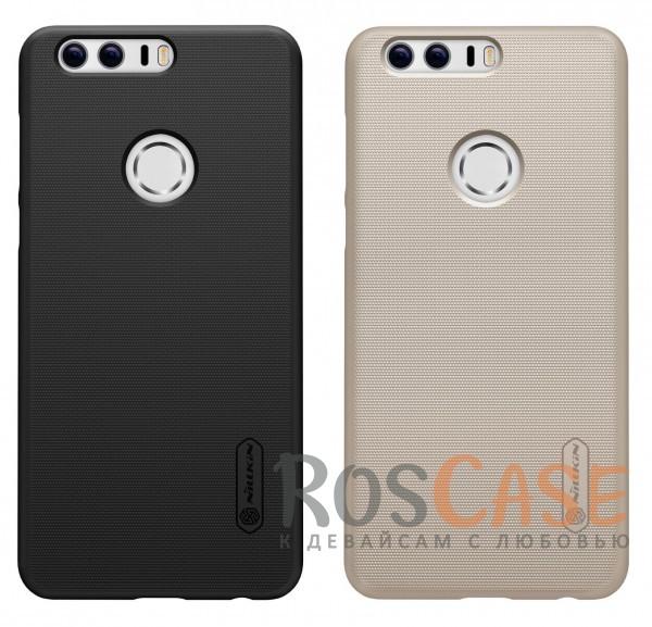 Чехол Nillkin Matte для Huawei Honor 8 (+ пленка)Описание:бренд&amp;nbsp;Nillkin;спроектирована для Huawei Honor 8;материал - поликарбонат;тип - накладка.Особенности:фактурная поверхность;защита от ударов и царапин;тонкий дизайн;наличие функциональных вырезов;пленка на экран в комплекте.<br><br>Тип: Чехол<br>Бренд: Nillkin<br>Материал: Натуральная кожа