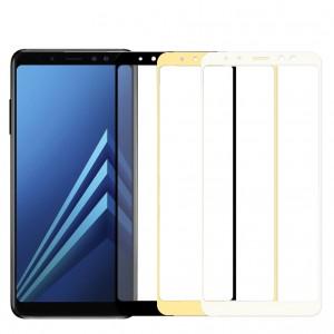 Artis 2.5D | Цветное защитное стекло на весь экран для Samsung J600F Galaxy J6 (2018)