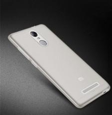 Ультратонкий силиконовый чехол для Xiaomi Redmi Note 3 / Redmi Note 3 Pro
