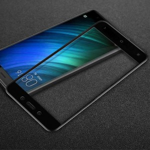 5D защитное стекло для Xiaomi Redmi Note 4X / Note 4 (Snapdragon) на весь экран