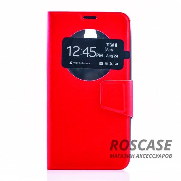 Чехол (книжка) с TPU креплением для Asus Zenfone 2 (ZE551ML/ZE550ML) (Красный)Описание:компания&amp;nbsp;Epik;совместим с&amp;nbsp;Asus Zenfone 2 (ZE551ML/ZE550ML);материал: искусственная кожа;тип: чехол-книжка.&amp;nbsp;Особенности:имеются функциональные вырезы;магнитная застежка;функция подставки;защита от ударов и падений;окошко в обложке;не скользит в руках.<br><br>Тип: Чехол<br>Бренд: Epik<br>Материал: Искусственная кожа
