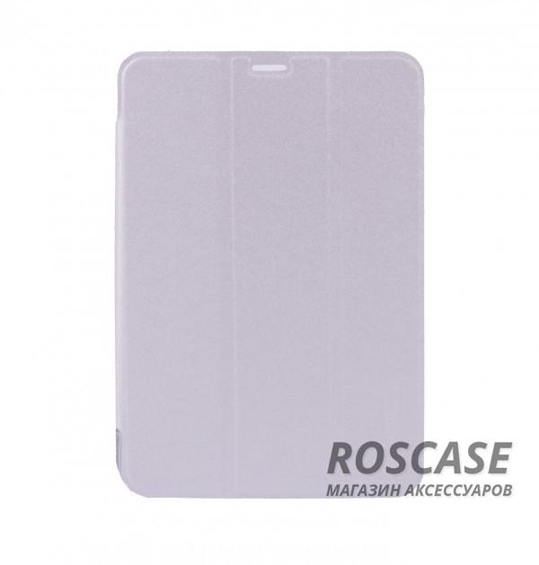 Кожаный чехол-книжка TTX Elegant Series для Samsung Galaxy Tab S2 8.0 (Белый)Описание: производитель: компания разработчик аксессуаров TTX;совместим с девайсами: Samsung Galaxy Tab S2 8.0материал производства: синтетическая искусственная кожа и высококачественный пластик;конфигурация: форм-фактор чехол с подставкой.Особенности:ультратонкий инновационный дизайн от компании;эффективная функция подставки;износоустойчивый прочный материал;защита чехла от различных повреждений.<br><br>Тип: Чехол<br>Бренд: TTX<br>Материал: Искусственная кожа