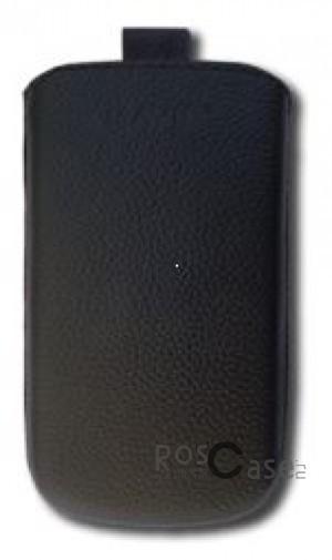 фото кожаный футляр Mavis Classic 115x61 для S5830i/Lumia 620/Y200