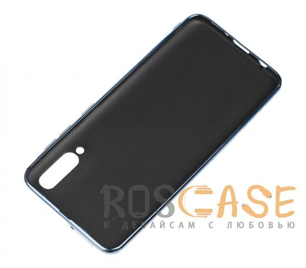 Изображение Голубой TPU чехол GLOSSY LOGO для Samsung Galaxy A50 (A505F) / A50s / A30s