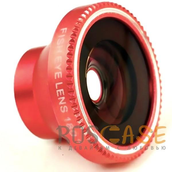 Фото Красный Fisheye 180° ib-A8002