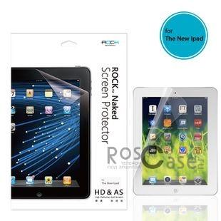фото защитная пленка ROCK для Apple iPad 2/3/4