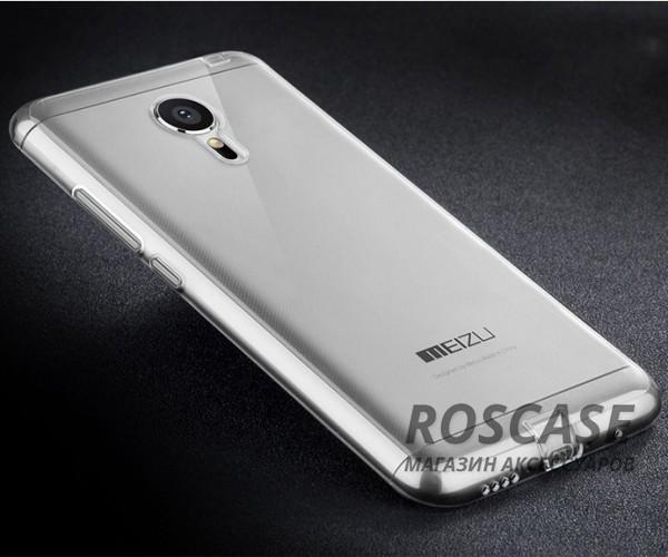 Тонкий прозрачный силиконовый чехол Msvii для Meizu MX5 с заглушкой (Серый)Описание:производитель  -  Msvii;совместимость  -  смартфон Meizu MX5;материал  -  силикон;форм-фактор  -  накладка.Особенности:есть заглушка;износоустойчив и прочен;не&amp;nbsp; теряет гибкости и эластичности;не подвергается деформации;имеет все функциональные вырезы;не скользит в руках.<br><br>Тип: Чехол<br>Бренд: Epik<br>Материал: TPU