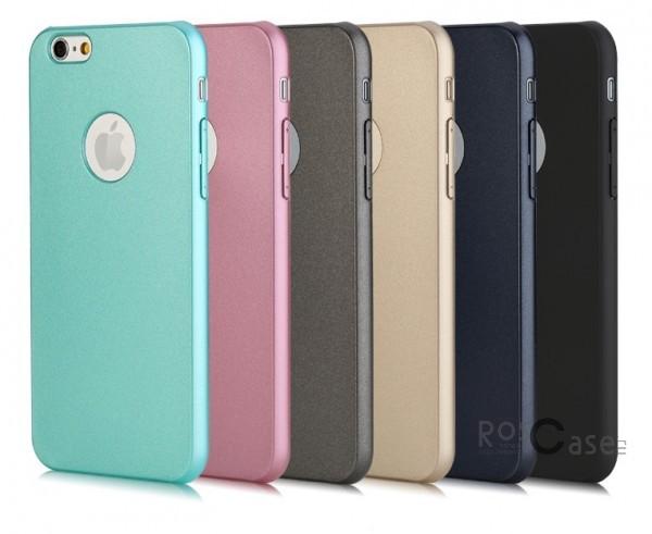 Пластиковая накладка Rock Glory Series для Apple iPhone 6/6s (4.7)Описание:производитель  -  Rock;идеально совместим с Apple iPhone 6/6s (4.7);материал  -  поликарбонат;тип  -  накладка.&amp;nbsp;Особенности:гладкая;имеет все необходимые вырезы;не скользит;на ней не видны отпечатки пальцев;защищает от механических повреждений;легкая установка и удаление.<br><br>Тип: Чехол<br>Бренд: ROCK<br>Материал: Пластик