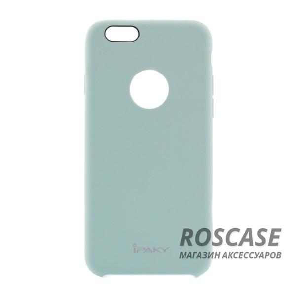 Силиконовая накладка iPaky (original) Classic для Apple iPhone 6/6s (4.7) (Бирюзовый)Описание:производитель:&amp;nbsp;iPaky;совместим с Apple iPhone 6/6s (4.7);материал: силикон;форма: накладка.&amp;nbsp;Особенности:ультратонкое исполнение;полный набор функциональных вырезов;высокий уровень защиты;не скользит в руках;плотное прилегание;надежная фиксация.<br><br>Тип: Чехол<br>Бренд: iPaky<br>Материал: Силикон