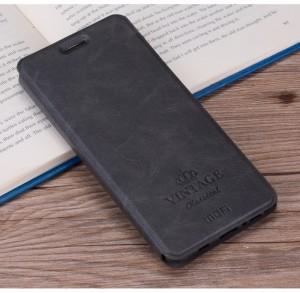 MOFI Vintage | Кожаный чехол-книжка с карманом для Huawei Honor 8 Pro / Honor V9