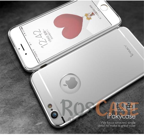 """Фотография Серебряный iPaky Joint   Пластиковый чехол для Apple iPhone 6 plus (5.5"""")  / 6s plus (5.5"""")"""